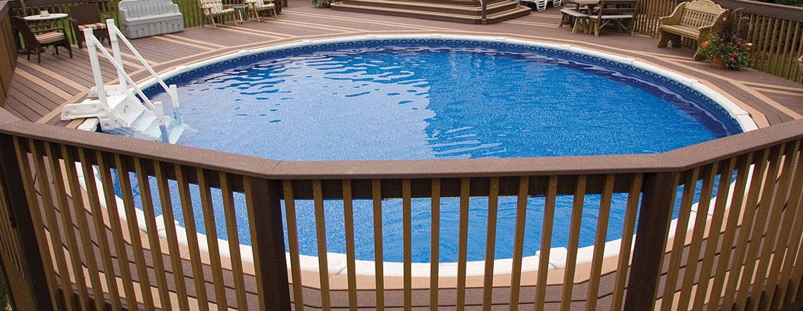 Above Ground Swimming Pool Literature Request