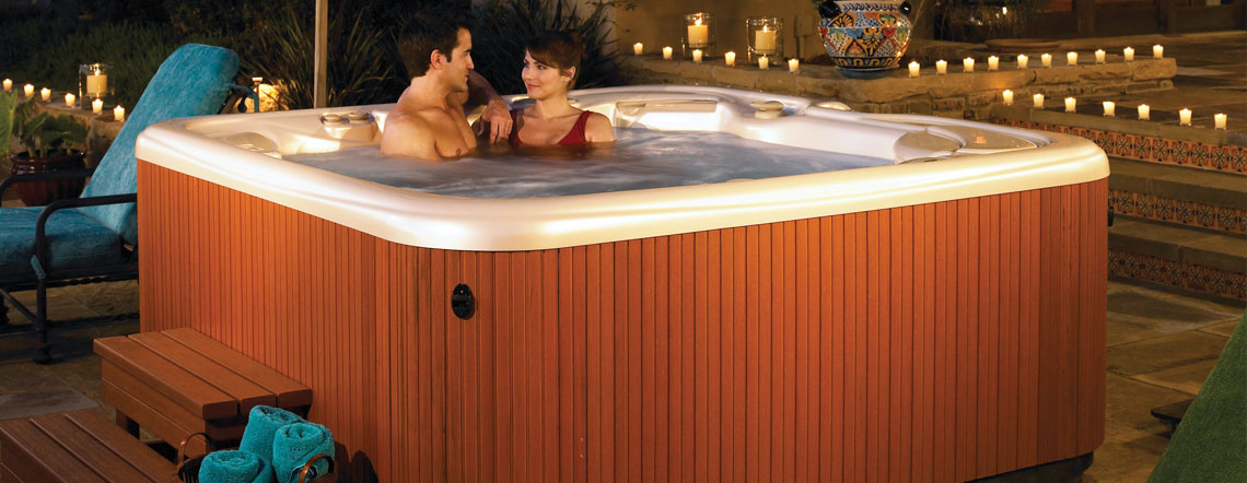 Pre-Owned Hot Tubs and Spas