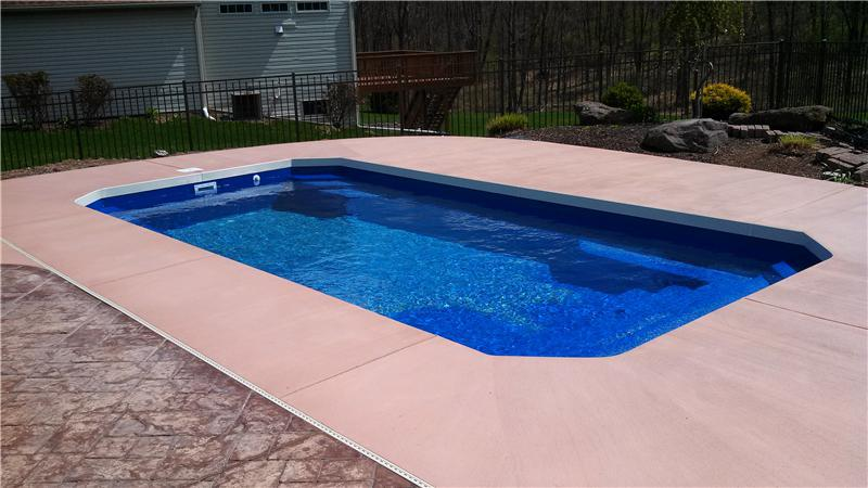Fiberglass Swimming Pools - Crystal Pools