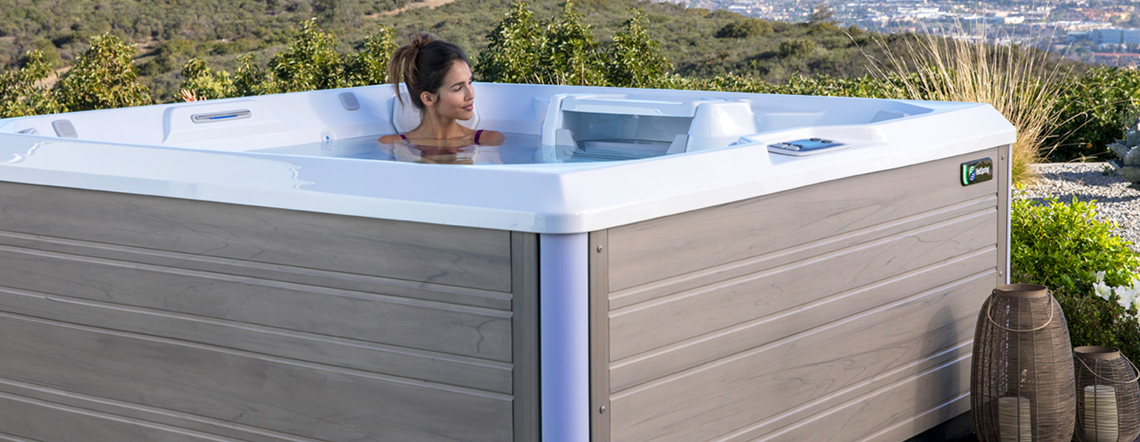 Hot Tubs & Spas - Crystal Pools