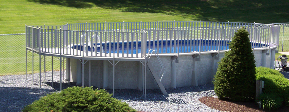 What to Know Before Buying an Above-Ground Swimming Pool ...